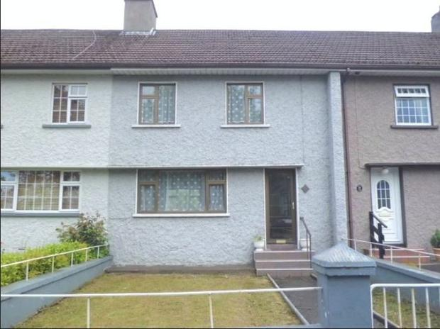 76 Teffia Park, Longford, sold in December 2013 for €50,000 and again in September 2014 for €57,000, an increase of 14pc.