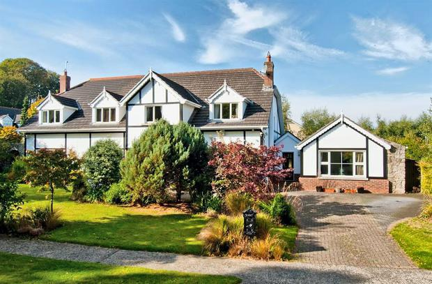 6 Eagle Valley, Enniskerry, Wicklow, sold in June 2014 for €1.2m.