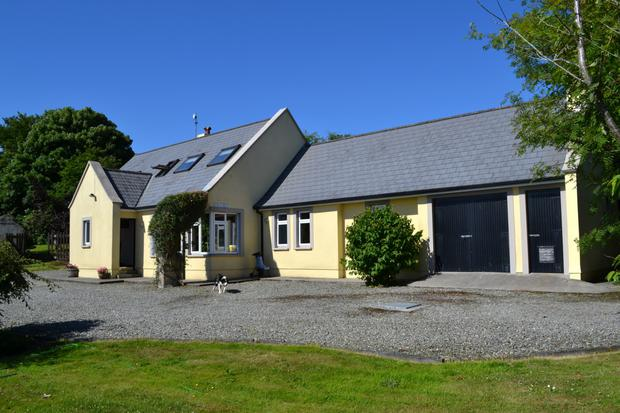 Property at Barniskey, Avoca which was sold in 2014 for €290,000. This house was on the market by private treaty with an asking price of €310,000.