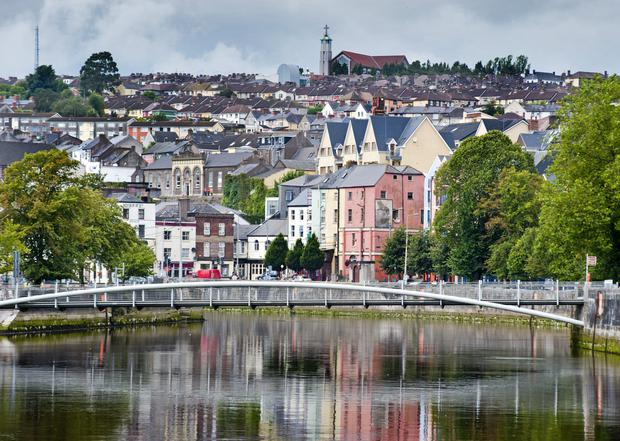 Traffic congestion is driving up demand in Cork city centre.