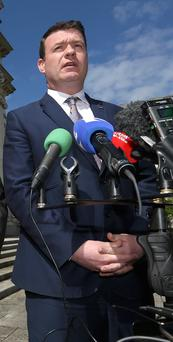 Enviornment Minister Alan Kelly