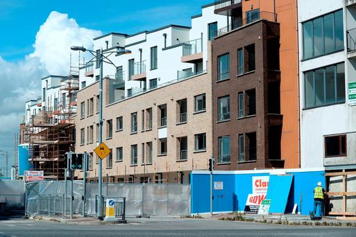 Works totalling €27m are under way on the Priory Hall complex in Donaghmede in Dublin