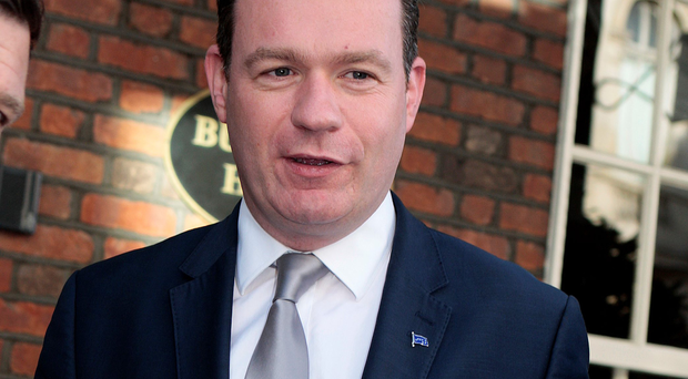 Environment Minister Alan Kelly. Photo: Tom Burke