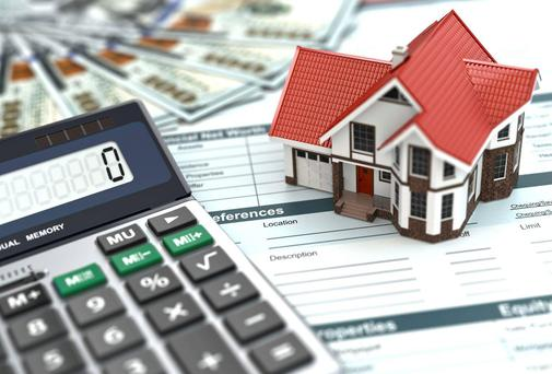 More than 34,500 residential mortgage accounts are over two years in arrears. Stock Image