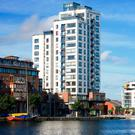 Hasta la vista: Millennium Tower in Dublin's Docklands commands magnificent waterfront views