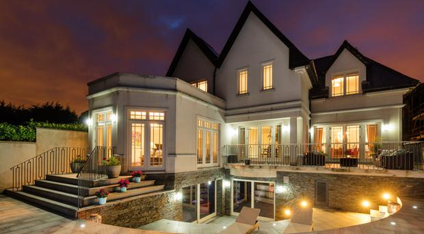 """'A huge three-storey party house that no one knows about"""" - this rather unusual brief was put to leading architect Peter Owens of Tyler Owens at the height of the Celtic Tiger in 2007. It came with a site in Clontarf with lots of garden and a sad looking 1970s bungalow in situ."""