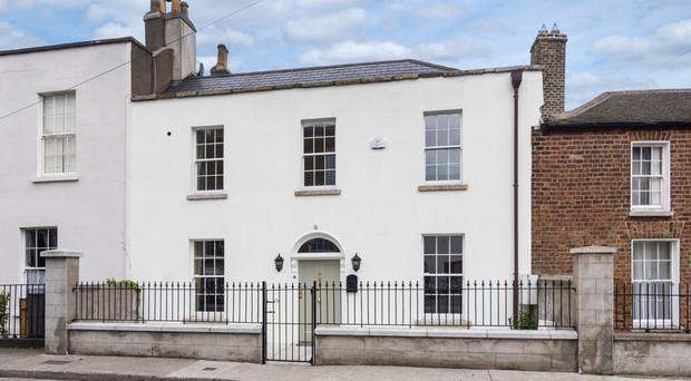 A choice of four properties currently available to buy in ever-popular Ranelagh.