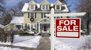 January sales: Going to market before spring kicks in is a smarter move than putting the board up in April