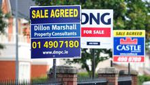 The shortage of housing is driving continued price inflation as the average cost of a home rose by more than €20,000 during 2017. Photo: Stock