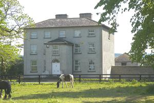 This six-bedroom rectory was built in the 1780s