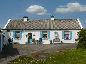 Old Walls, Rosmoney, Co Mayo was sold by Sherry Fitz Crowley in October for €286k