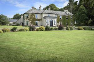 Thornvale House, Moneygall in Co Offaly was sold by Savills for €1m in February