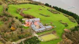 Sold for €2.25m: Glebe House, West Cork