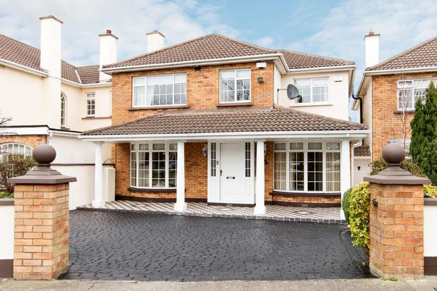 31 The Drive, Cypress Downs, Templeogue, Dublin 6W - sold €810,000.