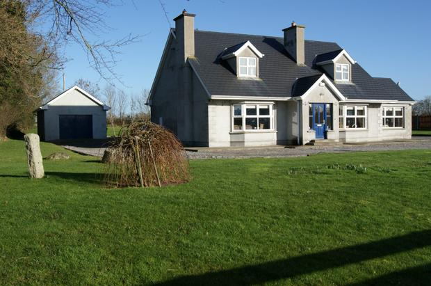 Kilmaglushe, Myshall, Co. Carlow. Sold for €221,500.