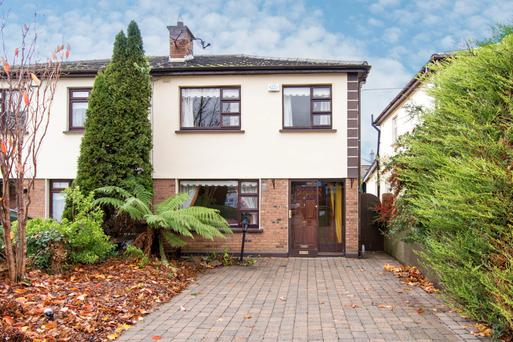 18 Beverly Downs, Knocklyon, Dublin 16. Sold for €359,000.