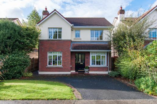 9 Brighton Place, Foxrock in Dublin 14 sold in 2015 for €710,000.