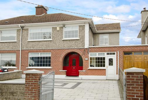 35 Willow Park Grove, Glasnevin, Dublin 11. Sold for €600,000.