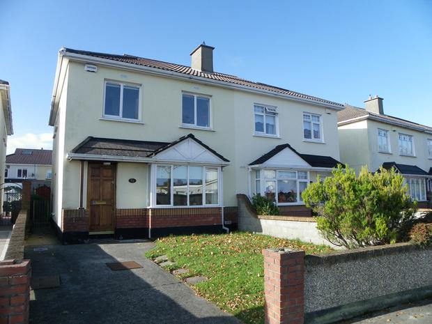 11 Templeview Rise, Clarehall. Sold for €261,000.