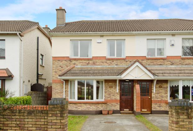 62 Elmbrook Crescent, Lucan, Co Dublin. Sold for €336,000