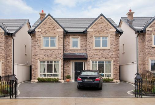 25 Castlepark Square, Maynooth, Co. Kildare. Sold for €565,000.