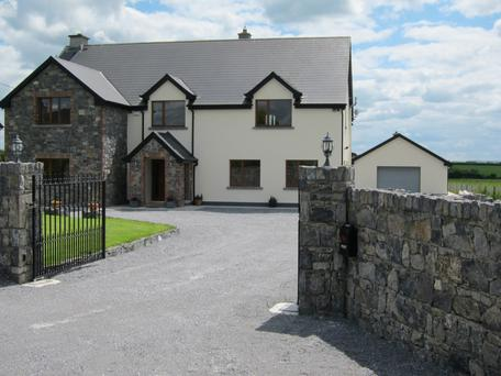 Patrickswell, Co. Limerick. Sold for €446,000.
