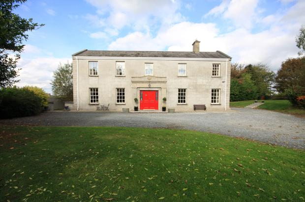 Balrobin House, Kilkerley, Dundalk, Co. Louth. Sold for €395,000.