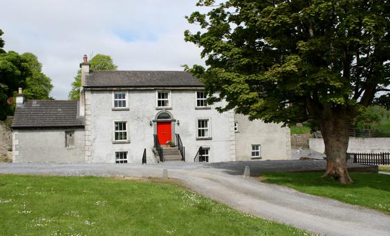Crohane House, Killenaule, Co Tipperary. Sold for €260,000.