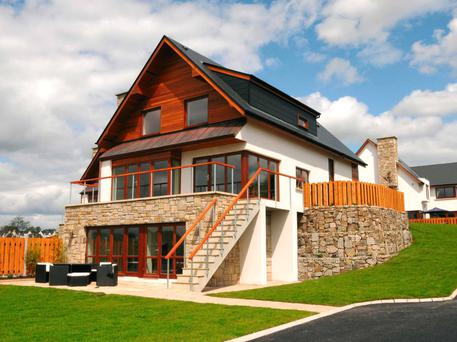Priors Point, Attyrory, Carrick-on-Shannon, Co Leitrim. Sold for €275,000.