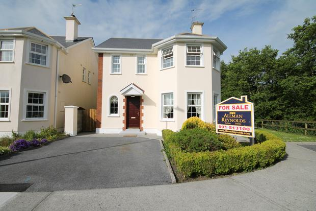 1 Dunclarin Court, Athenry, Co Galway. Sold for €230,000.