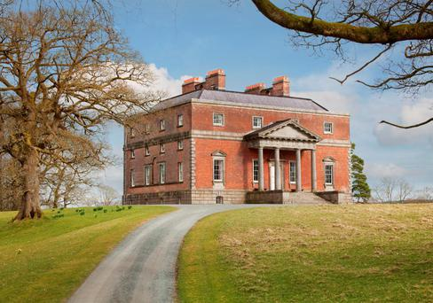 Bellamont Forest, Cootehill, Co Cavan. Sold for €2,050,000.