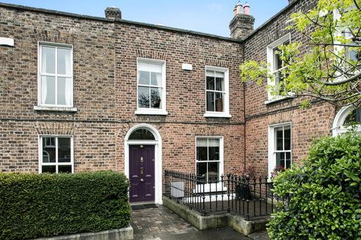 This three bed home at 11 Albert Place East, Grand Canal Street, sold for €820,000 in October of last year.