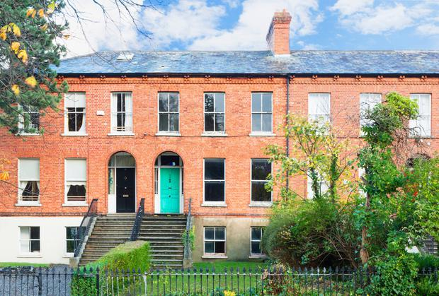 56 Palmerston Road, Rathmines, sold for €1.1m