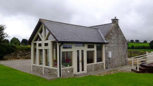 Stonecutter's Cottage, Ballasallagh, Hacketstown went for €105,000 last August