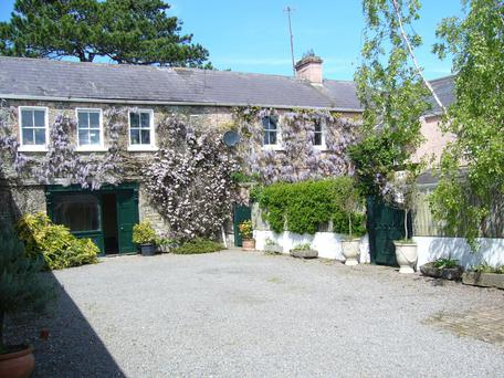 Delvin Farmhouse, Gormanstown, went for €490,000 last July