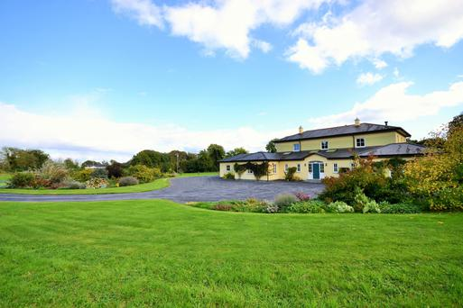 The Lodge, Wardenstown, Killucan was sold for €495,000