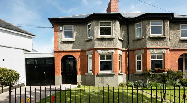 Investors are back in Dublin 9 and have increased their share of deals to around one third - up from about a quarter of transactions the previous year.