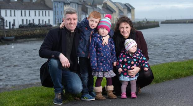 Sinéad Conlon, a 37-year-old secondary school teacher and blogger, and husband Ronan Conlon, a 36-year-old IT project manager, bought their four-bed semi-detached home in the Galway suburb of Knocknacarra in 2006 at the peak of the property boom.
