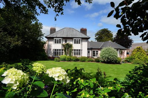 Willowbank, Rochestown Road, Douglas; sold for €920,000