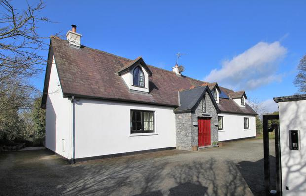 The Old Schoolhouse in Ballymount, Co Kildare was sold in September for €355k by Appleton Property