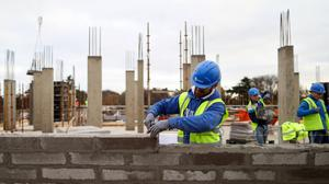 The industry is concerned material shortages could increase construction costs