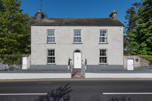 Glasson House, Glasson, Co Westmeath was sold by Sherry Fitz O'Meara in August for €515k
