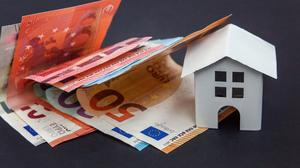 The insurance industry recently announced a raft of measures designed to help customers through the coronavirus difficulties which do contain provisions for home insurance cover (stock photo)