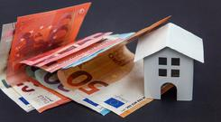 'Compared to its lowest point in 2013, the average price nationwide is now 57pc higher - but still more than 30pc lower than in 2007, according to the report released today by Ireland's largest property website' (stock photo)