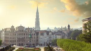 The Belgian capital Brussels is the headquarters of both the European Union and NATO