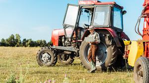 Farms of the future: Technological innovations can help farmers maximise their output. Stock image.