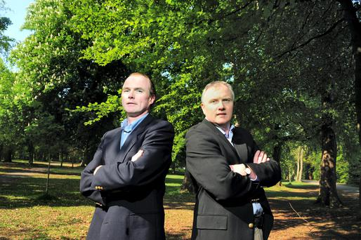 Innovative brothers Garrett and Russell Walsh