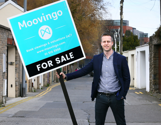 Tony Deane, head of Moovingo, says by eliminating unnecessary costs it can pass those savings onto the customers. Picture: Frank Mc Grath