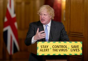 Change of tone: Boris Johnson will be looking for areas of compromise. Photo: PA