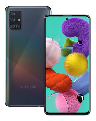 Recently launched: the Galaxy A51